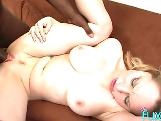 This blonde is a black cock slut with an insatiable appetite for fucking