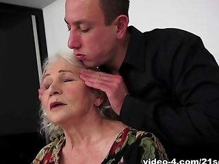 Best pornstar in Hottest Big Tits, Grannies adult video