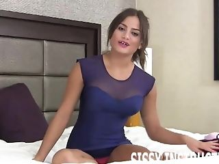 I love dressing my slaves up as sissy sluts