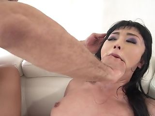 Hardcore anal fuck with nasty Asian chick Marica Hase
