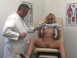 Beauty, Blonde, Cute, Doctor, Horny, Jerking, Kelly Wells, Masturbation, Slut, Vibrator,