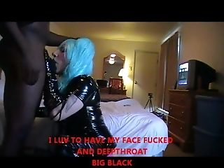 ALICIA KNEELS IS ADDICKTED TO BLACK COCK VOL 2