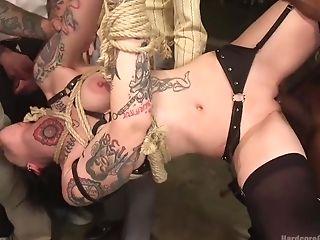 Kinky Mormon Gangbang