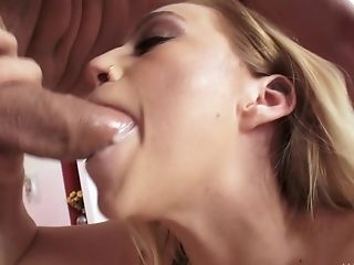 One of the prettiest girls in the world agrees to have an anal session