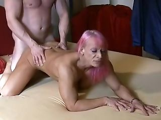 Horny Amateur record with Grannies, Doggy Style scenes