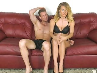 Natalia Starr wants to show off her skills to a randy man