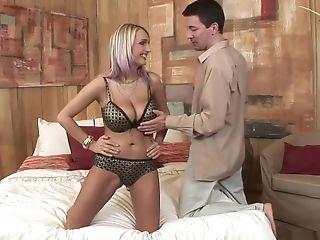 Big Tits, Blonde, Pornstar, Wendy Star,