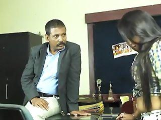 Beauty Heroine Ke Sath Producer Ka Kaam Leela - Hindi Hot Short Film