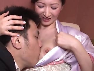 Big Tits, Creampie, HD, Japanese, Mature, MILF,
