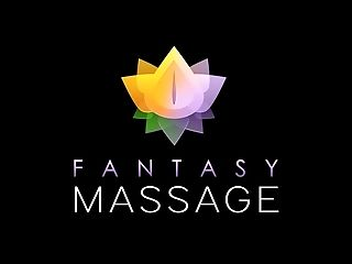 FantasyMassage Petite Asian Hidden Camera Spa