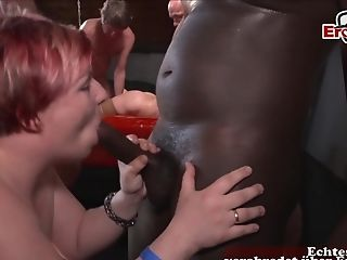 german amateur groupsex orgy with bbc
