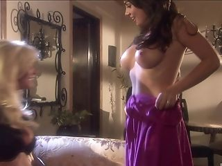 Brooke Banner and holly West share a throbbing cock