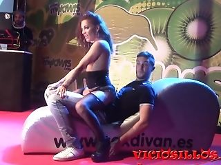 Show Jordanne Kali con espontaneo FEDA 2015