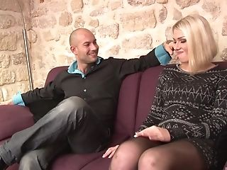 Lucy Heart goes down on her stud and then gets smashed properly