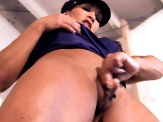 Denise Masino - Humiliating a Prick - Female Bodybuilder