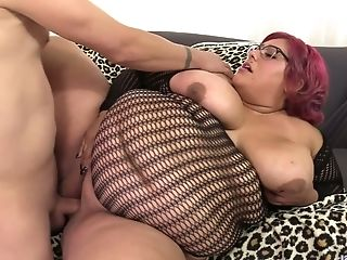 Nerdy pink haired obese slut Veruca Darling deserves to be fucked missionary