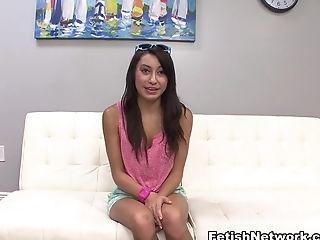 Hottest pornstar Marina Angel in Exotic Dildos/Toys, College sex scene