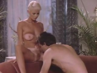 Classic pornstar Seka getting fucked hard